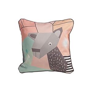 Nursery Works Cubist Print Toddler Pillow