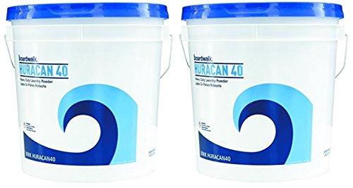 Boardwalk HURACAN40 Low Suds Laundry Detergent, Powder, 2 pails