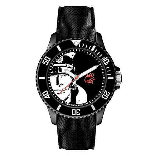 Moulinsart Silicone Watch Ice-Watch Corto Maltese Sport Pratt L 82452 (2020)