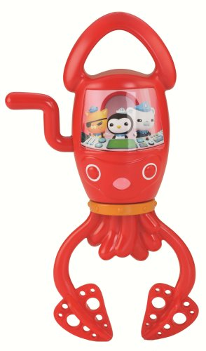 Fisher-Price Octonauts Spin and Suds Squid