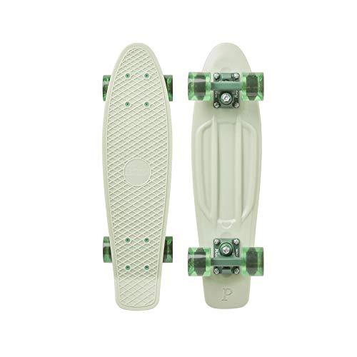 Penny Cruiser 22 Sage Skateboard, Unisex, Erwachsene, Grün (Grün), IN