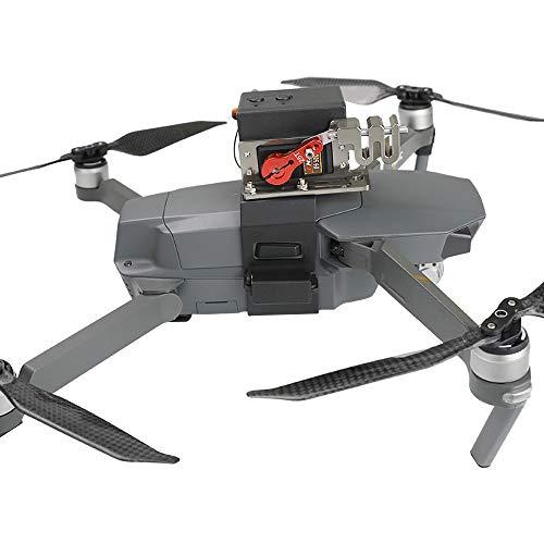 Upgrade Drone Clip Payload Transport Gerät für DJI Mavic Pro,Lieferung Drop Transport Device Drohne Release Fischköder tragen Hochzeit Vorschlag Gerät - Colorful
