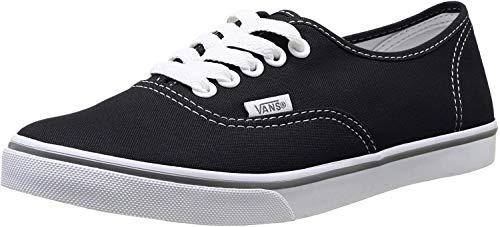 Vans - Womens Authentic Lo Pro Shoes, Size: 7.5 B(M) US Womens, Color: True White