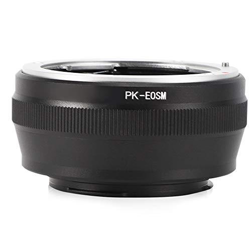 Anillo Adaptador de Lente para Pentax K/PK Lente a para Canon para...