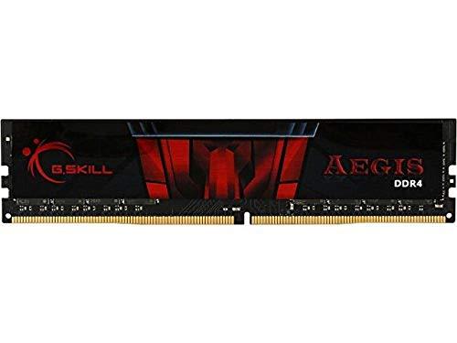G.Skill F4-2800C17S-8GIS DDR4 8GB PC 2800 CL17 Aegis 4 Computer- & Server-Racks schwarz