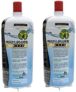 2-Pack TM Brand Water Filter Comparable with Body Glove BG-3000c Water Filter Cartridge American Filter Company