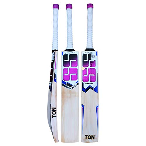 SS English Willow Cricket BAT- Master 500 (Cover Included)