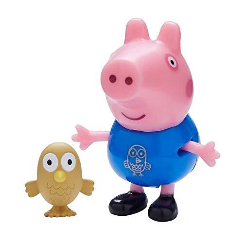 Peppa Pig Selección Figuras del Juego Figura con Accesorios