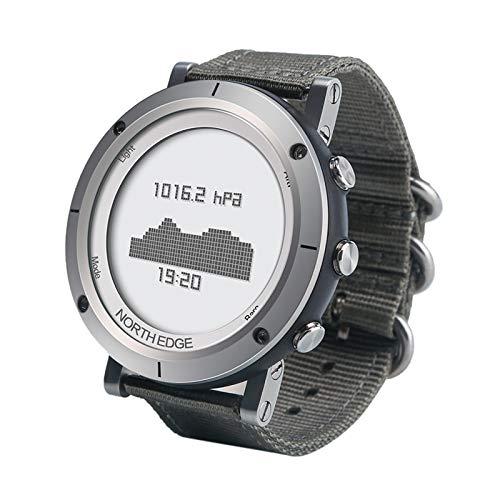 Reloj rentable Barómetro Soporte Monitor Ritmo cardíaco
