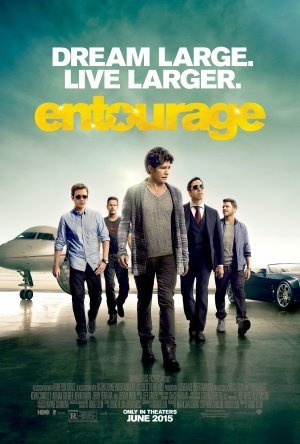 WMG Entourage Movie Poster 24 x 36 Inches, Glossy Finish (Thick): Adrian Grenier, Kevin Connolly, Jeremy Piven
