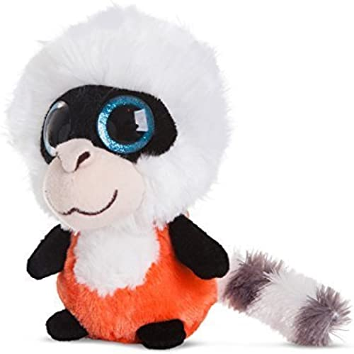 Aurora World 5-Inch YooHoo and Friends Coloo Kirks Colobus Plush Toy (rot) by Aurora