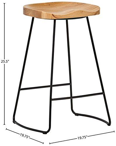 kitchen islands bar stools backless