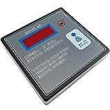 BeMatik - Comprobador digital RF radiofrecuencia 100MHz-2.4 GHz mando a distancia