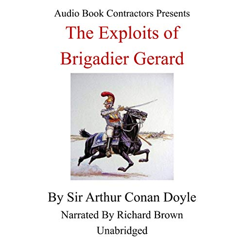 The Exploits of Brigadier Gerard cover art