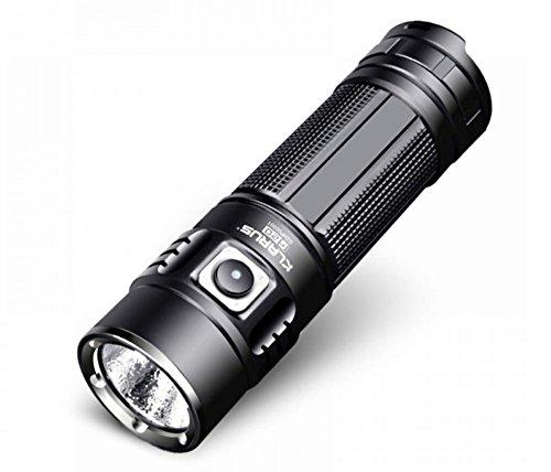 T.o.e. Concept Lampe Tactique Rechargeable USB Klarus G20 LED - 3000 lumens