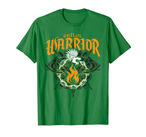 Sheamus 'Celtic Warrior' St. Patrick's Day Graphic T-Shirt