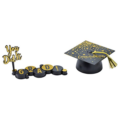 You Did It! Graduation Cake Decorating Set - 22280