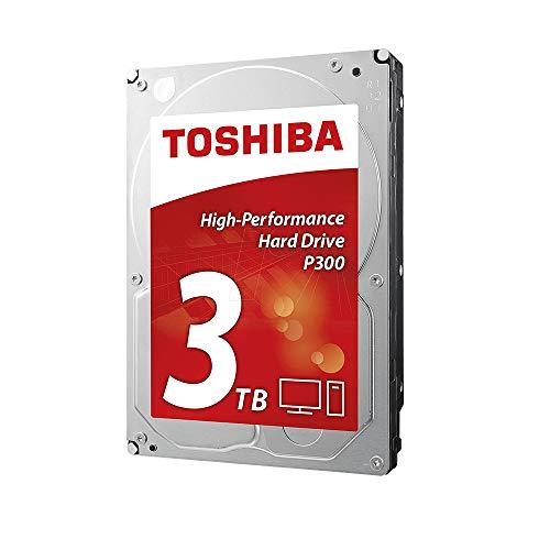 Toshiba P300 3TB Interne Hard Disk 8.9cm (3.5 Zoll) SATA III HDWD130UZSVA Bulk