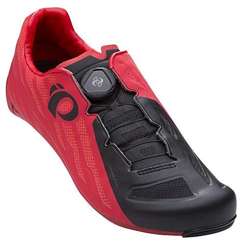 PEARL IZUMI Race Road V5 Race Road V5 - Bicicleta de montaña para Hombre, Color Rojo, Talla 39 EU