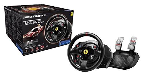 VOLANTE T300 FERRARI GTE THRUSTMASTER PS4/PS3/PC