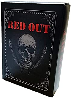 RED OUT 第3版 ~たった5枚の心理戦~