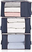 Save on clothes storage bag