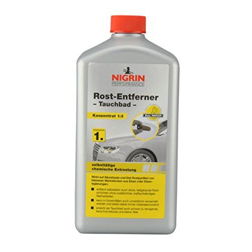 NIGRIN 72922 Rost-Entferner Konzentrat 1 Liter