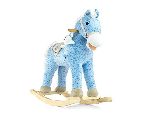 MILLY MALLY Cheval à Bascule Cheval Pony