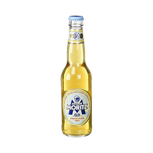 Aigua De Moritz - Botella Cerveza Sin Alcohol 0,0% De 33 cl