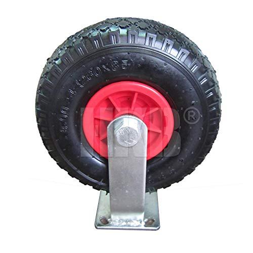 Släpvagnshjul – svängbart (300 x 4)