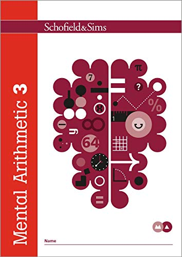 Mental Arithmetic Book 3: KS2 Maths, Years 4-5, Ages 8-10