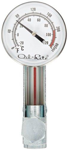GITS15603 란 전망 계기 온도계를 가진 정면 산 3 개의 설치 센터