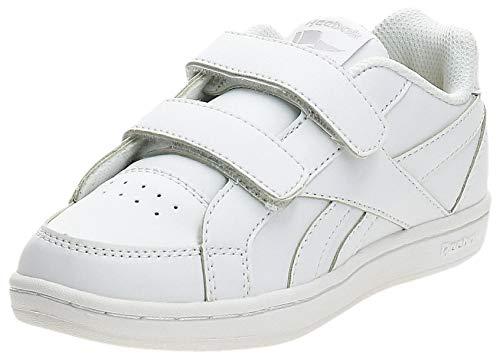 Reebok Royal Prime Alt, Zapatillas Unisex Niños, Blanco (White / Silver), 29 EU