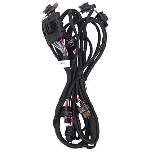 Sonline ArnéS de Cableado del Sensor de Estacionamiento del Parachoques Delantero del Coche Cable PDC Apto para Mercedes Clase C W205 A2055406435