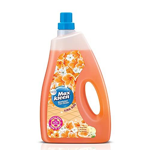 Maxkleen Floral Bliss Disinfectant Floor Cleaner, 1.8L