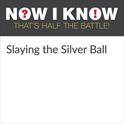Slaying the Silver Ball Audiobook By Dan Lewis cover art