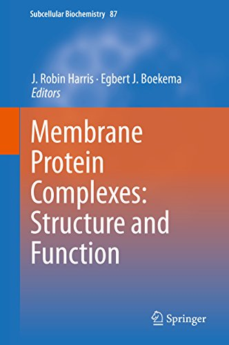 Membrane Protein Complexes: Structure and Function ...