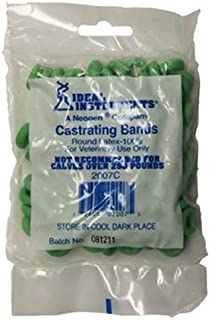 Ideal Instruments 2007 Latex Castrating Bands