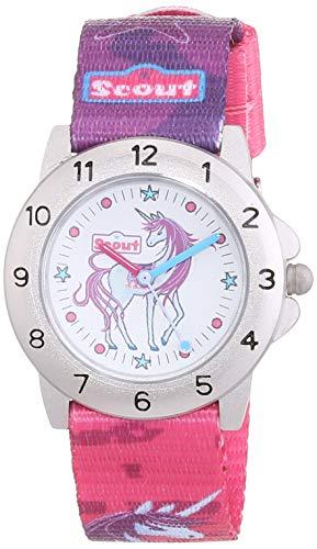 SCOUT Mädchen-Armbanduhr