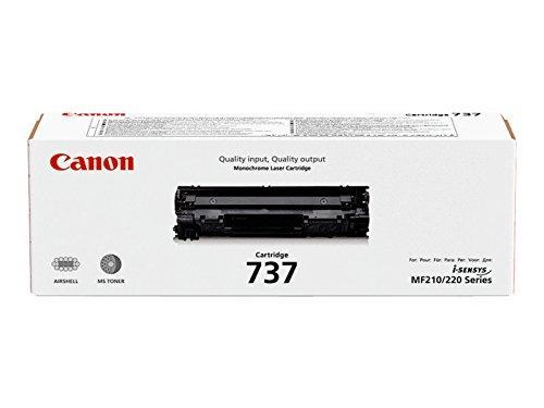 Canon 737 original Toner für ISensys Laserdrucker