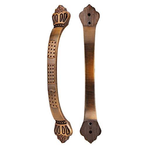 Hardware per mobili Semplice porta d'epoca push e pull maniglia del cassetto del cassetto dell'armadio dell'armadio della manopola della manopola di lusso della porta della porta di lusso .Robusto