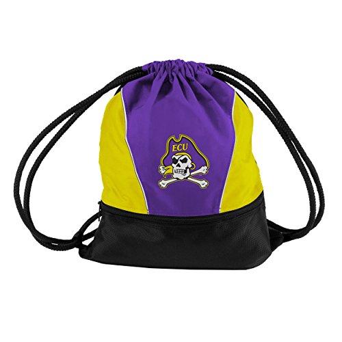 Logo Brands NCAA East Carolina Pirates Adult Sprint Pack, Purple