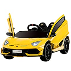 🚗 DOUBLE MODES: Parental remote control & Kid's Manual operate. Parent can help to control this car with remote control(3 speeds shifting) if kid is too young. Kid can operate this car by himself/herself by foot pedal and steering wheel(2 speeds shif...