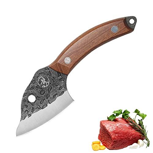 Cuchillos cocinero Cuchillo de matanza de peces, cuchillo de corte de pescado, carne de vacuno y cuchillo de deshuesamiento de cordero, cuchillo de segmentación de cocina, cuchillo de carne, cuchillo