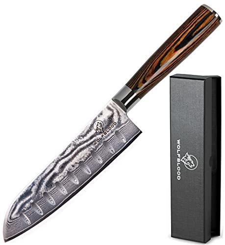Wolfblood -   Küchenmesser XL
