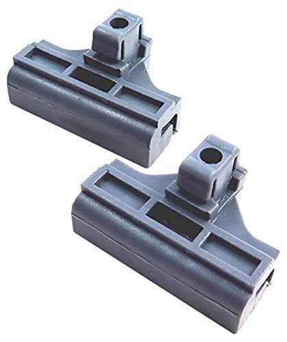 Twowinds - 6K3837401 Kit reparación regulador Ventana (Lote de 2 clips) Lupo Polo Arosa Ibiza Cordoba