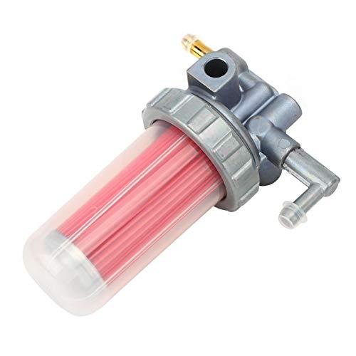 Bediffer ABS Profesional Modificado del Filtro de Combustible AM879317 para los Accesorios del Coche