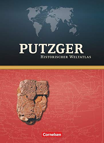 Putzger - Historischer Weltatlas - (104. Auflage): Erweiterte Ausgabe - Atlas mit Register