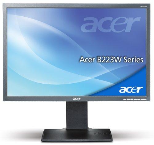 Acer ET.EB3WE.018 22 inch LCD Monitor - Dark Grey (50000:1, 5ms)