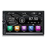 Panlelo S1 Android 9.0 Autoradio AM FM RDS GPS Navigazione Quad Core 1 GB RAM 16 GB ROM Controllo del Volante BT Chiamata in Vivavoce Sistema Audio Video per Auto Collegamento Mirror